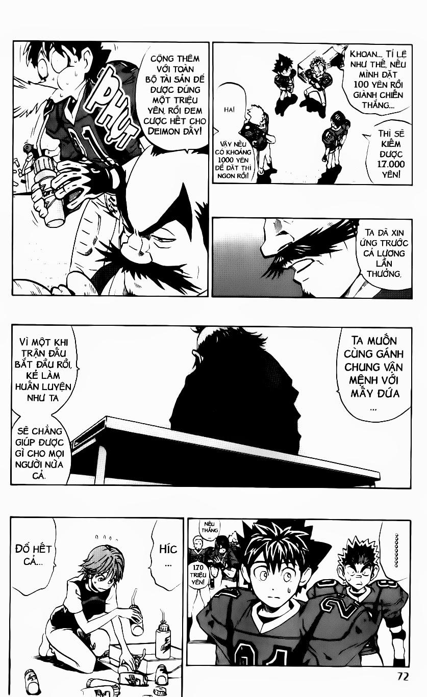 Eyeshield 21 chapter 173 trang 7