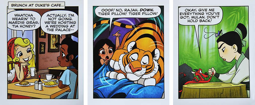 Disney Comics Randomness: Disney Princess #2 from Joe Books