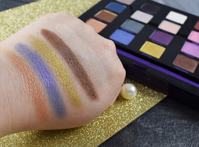 Urban Decay Vice Reloaded Swatches
