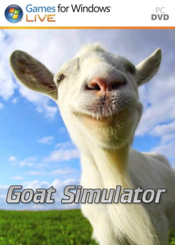 Goat Simulator: PAYDAY PC Full Español