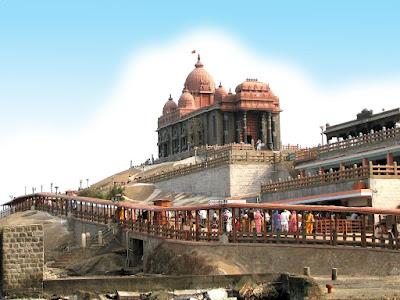1. कन्याकुमारी देवी मंदिर, Kanyakumari Devi Temple hindi History