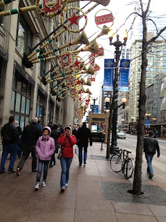 Macy's State Street Chicago - Family Tradition - Parentunplugged - Stacy Snyder