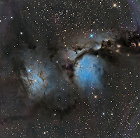 M78 and Reflecting Dust Clouds