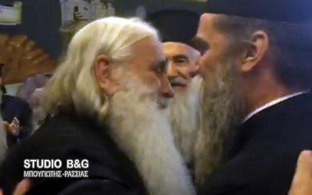 Οι Ιεράρχες της Εκκλησίας της Ελλάδος συγχαίρουν τον νέο Μητροπολίτη Άρτης κ.κ. Καλλίνικο (βίντεο)