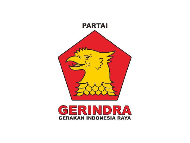 Download Logo atau lambang Partai Gerindra ( Gerakan Indonesia Raya ) Format CorelDRAW CDR dan PNG HD. Anda bisa unduh logo ini dengan mempunyai resolusi gambar yang tinggi dan juga Anda dapat download file logo mentahan Partai Gerindra ini. Akan tetapi sebelum anda mendownload logo Gerindra, kita harus sedikit mengetahui penjelasan mengenai logo Partai ini.