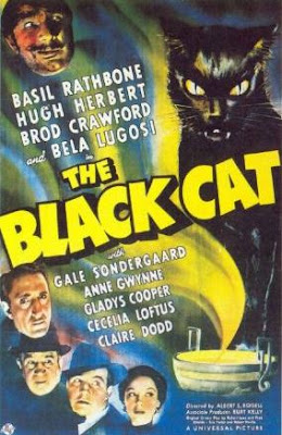 The Black Cat, 1941, Edgar Allan Poe films