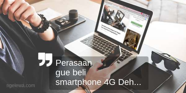 Cara ampuh mengetahui smartphone support 4g di Indonesia