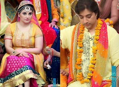 Javeria And Saud Wedding Unseen Pictures - B & G Fashion