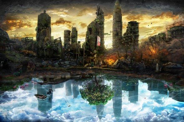 Yong Lin Tan yongl deviantart foto-manipulações photoshop surreal