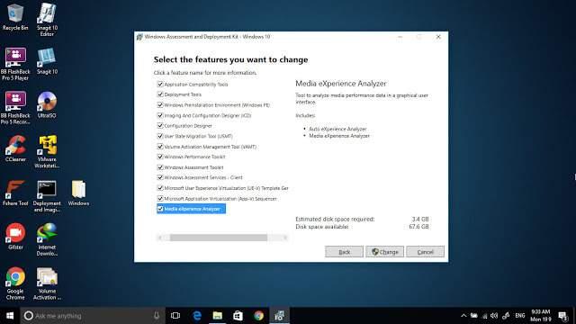 Mời tải về Windows ADK cho Windows 10 version 1709 cài đặt offline