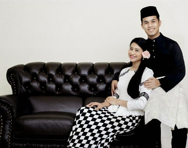 Manisnya Cara Fouziah Gous Sambut Anniversary. Love Is In The Air!