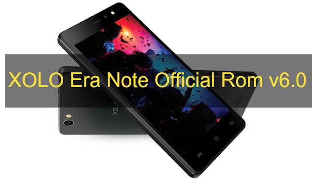 [OFFICIAL] XOLO Era Note Rom v6.0