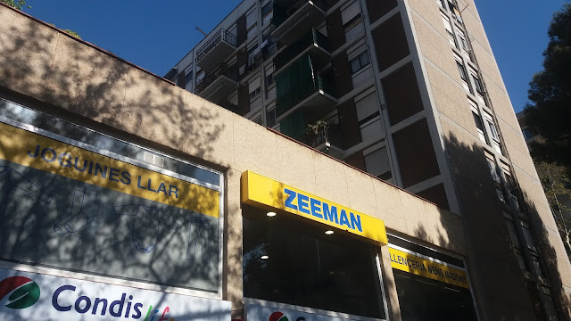 Mi primera vez en una tienda Zeeman