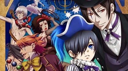 Todos os Episódios de Kuroshitsuji: Book Of Circus Online