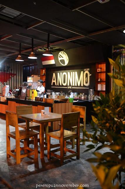 cafe asik di Medan
