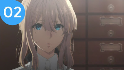 Violet Evergarden Episode 2 Subtitle Indonesia