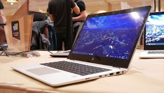 "HP Elitebook X360 1030 G2 13.3"" Flip Design Notebook Drivers Download For Windows 10 and 8.1 (64bit)"