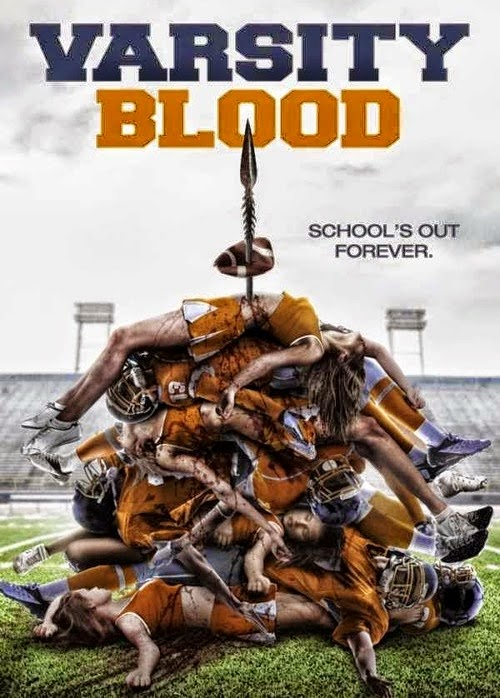 DVD Review - Varsity Blood