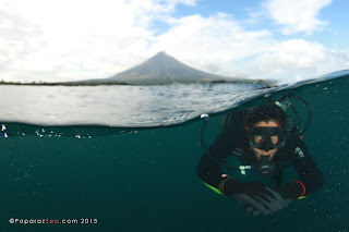 PaparazSea, Mayon Volcano
