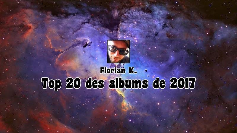 Top 20 de Florian K. | Amiral chez La Planète du Stoner Rock