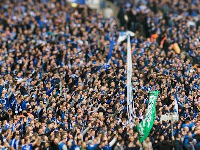 German football sets new attendance record