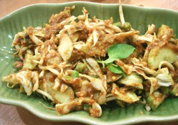 Sejarah Masakan Makanan Karedok Bandung