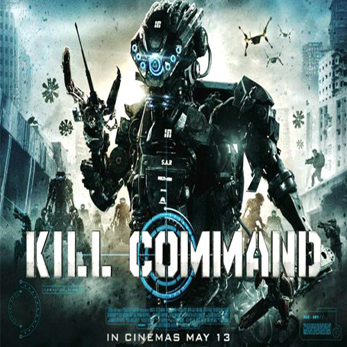 Kill Command Poster Film, Download Kill Command Poster