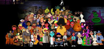 Personajes LucasArts