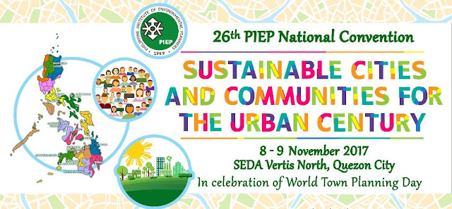 The 26th PIEP National Convention Goes For Sustainable Cities and Communities For The Urban Century