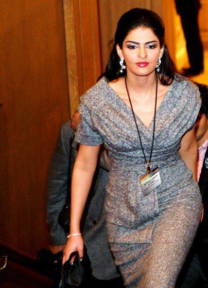 Princess Amira Altaweel of Saudi Arabia Prince Alwaleed Bin Talal Wife Amira