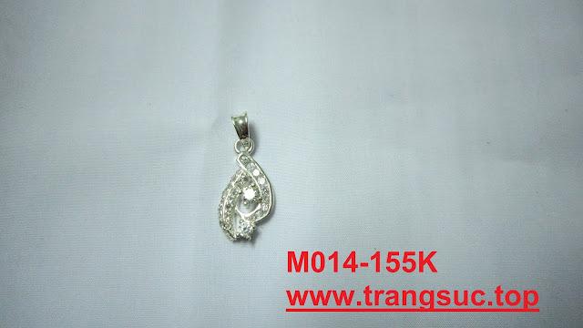 www.trangsuc.top - Mặt dây chuyền mã số M015  - Giá: 155,000 VNĐ - Liên hệ mua hàng: 0906846366(Mr.Giang)