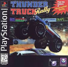Thunder Truck Rally  - PS1 - ISOs Download