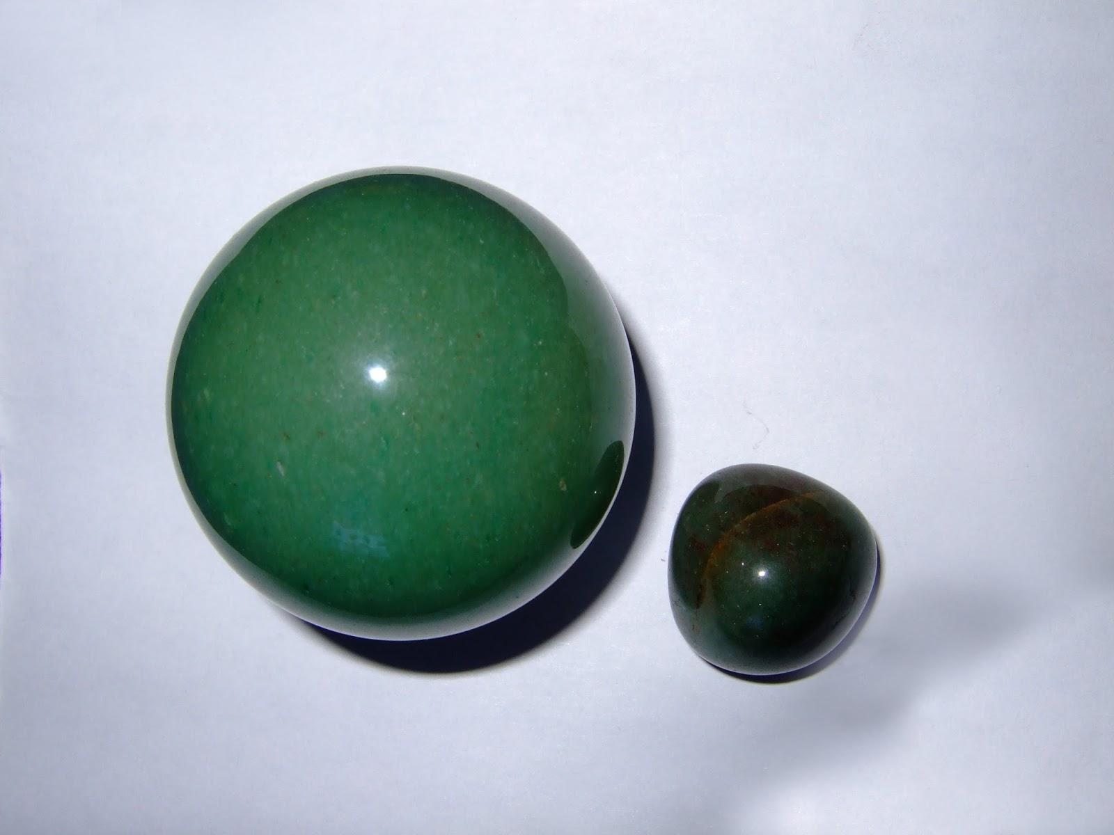 El poder de los cuarzos cuarzo verde - Piedra verde limpieza ...