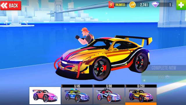تحميل لعبة SUP Multiplayer Racing مهكرة للأندرويد حجم الملف : 70MB