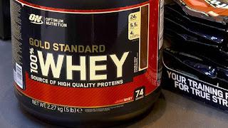 الأطعمة التي تبني العضلات - الواي بروتين