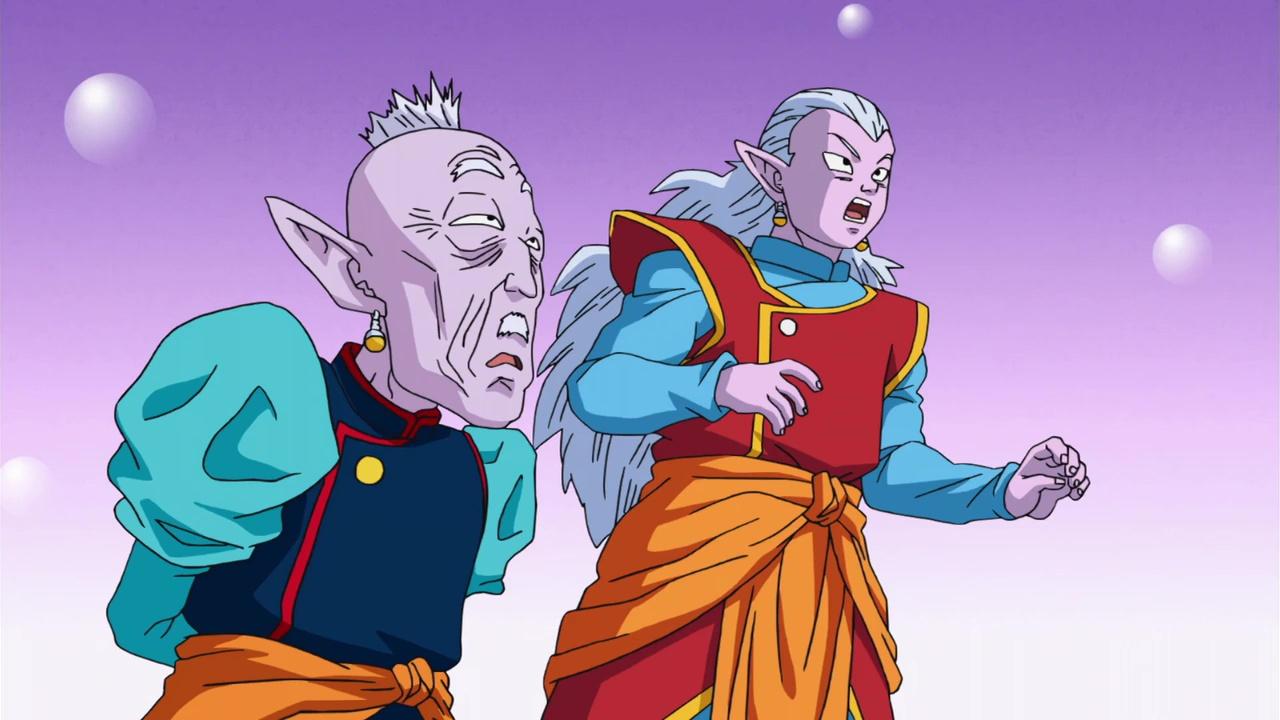 Ver Dragon Ball Super (Latino) Saga de la Batalla de los Dioses - Capítulo 14