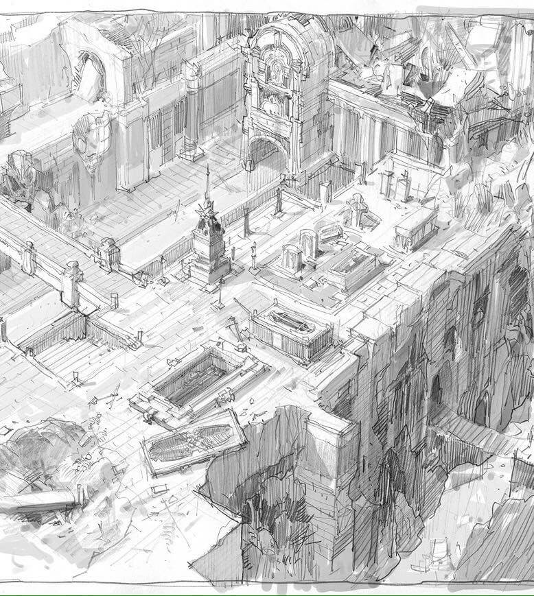 11-PaperBlue-Large-Ghostly-Detailed-Fantasy-City-Expanse-www-designstack-co