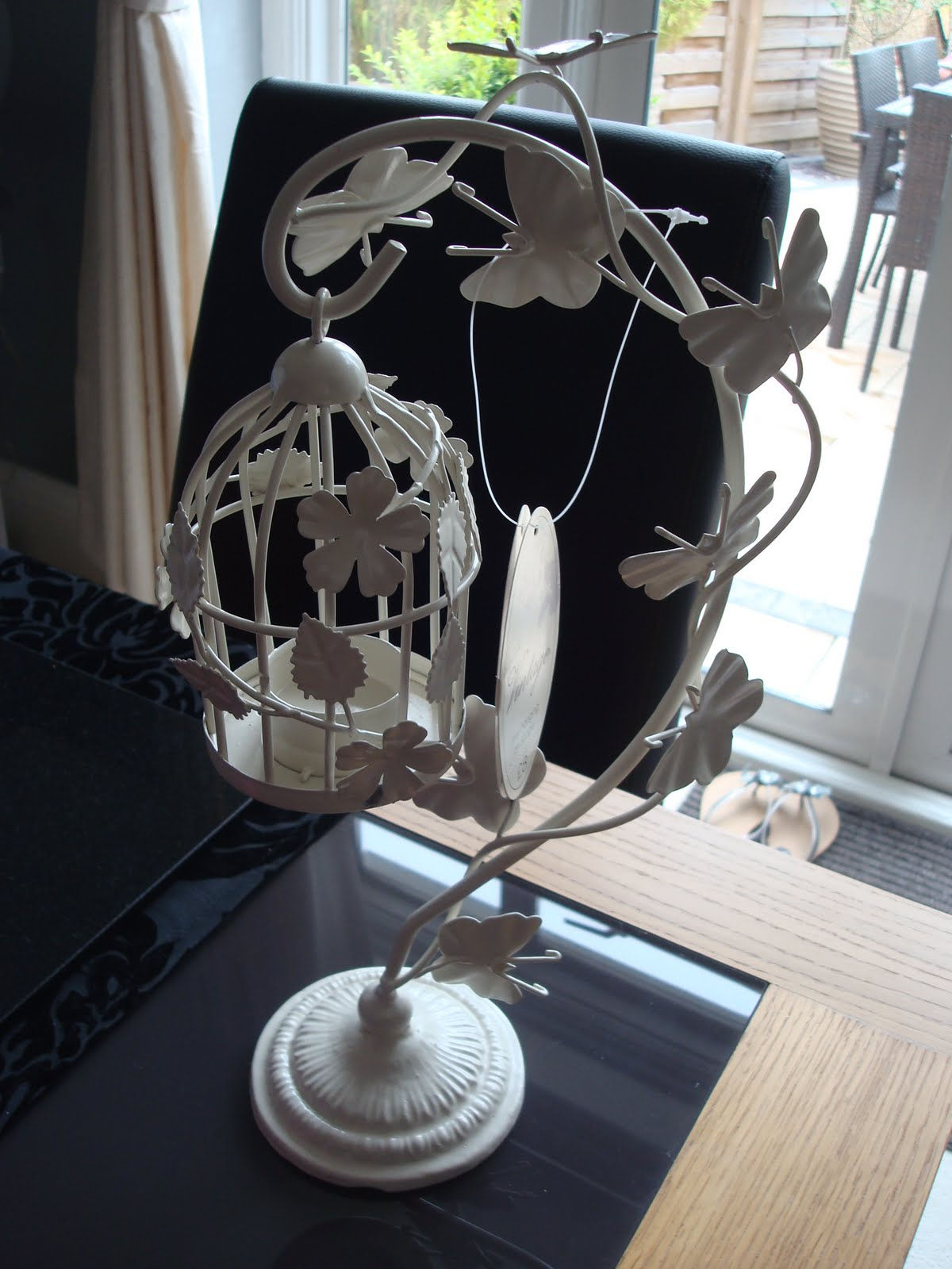 Matalan Home Haul Flutter And Sparkle
