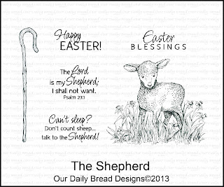 Our Daily Bread Designs, The Shepherd