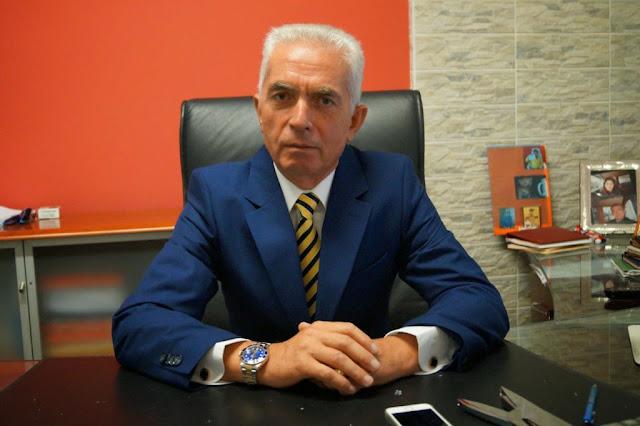 Γιάννενα: Ο Πρόεδρος Του Επιμελητηρίου Ιωαννίνων Στη Συνεδρίαση Της Διαχειριστικής Ευρωπαϊκών Προγραμμάτων