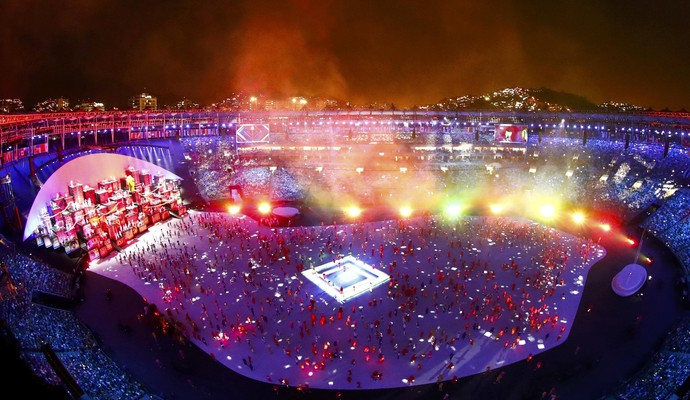 abertura olimpiadas 2016 maracana - Fotos incríveis das olimpíadas 2016