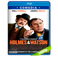 Holmes & Watson (2018) BDRip 1080p Audio Dual Latino-Ingles