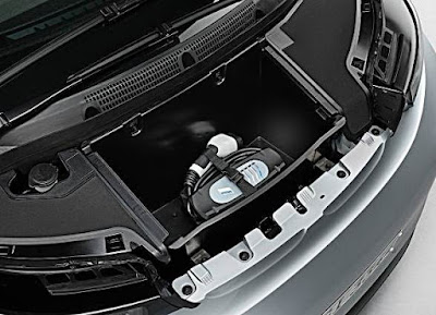 2016 BMW i3 Changes