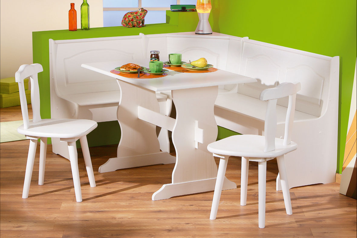 corner dining table small white kitchen table Corner Dining Table
