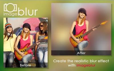 Membuat Foto Background Blur Android