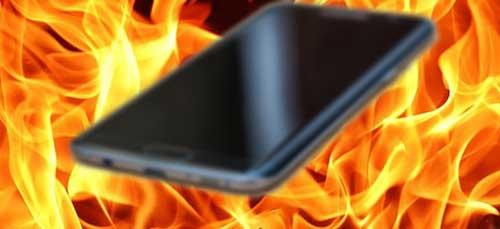 penyebab ponsel menjadi panas