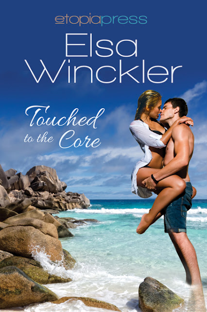 Cover Reveal: Touched to the Core by Elsa Winckler