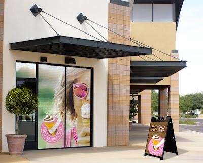 Exterior Business Signage | Banners.com