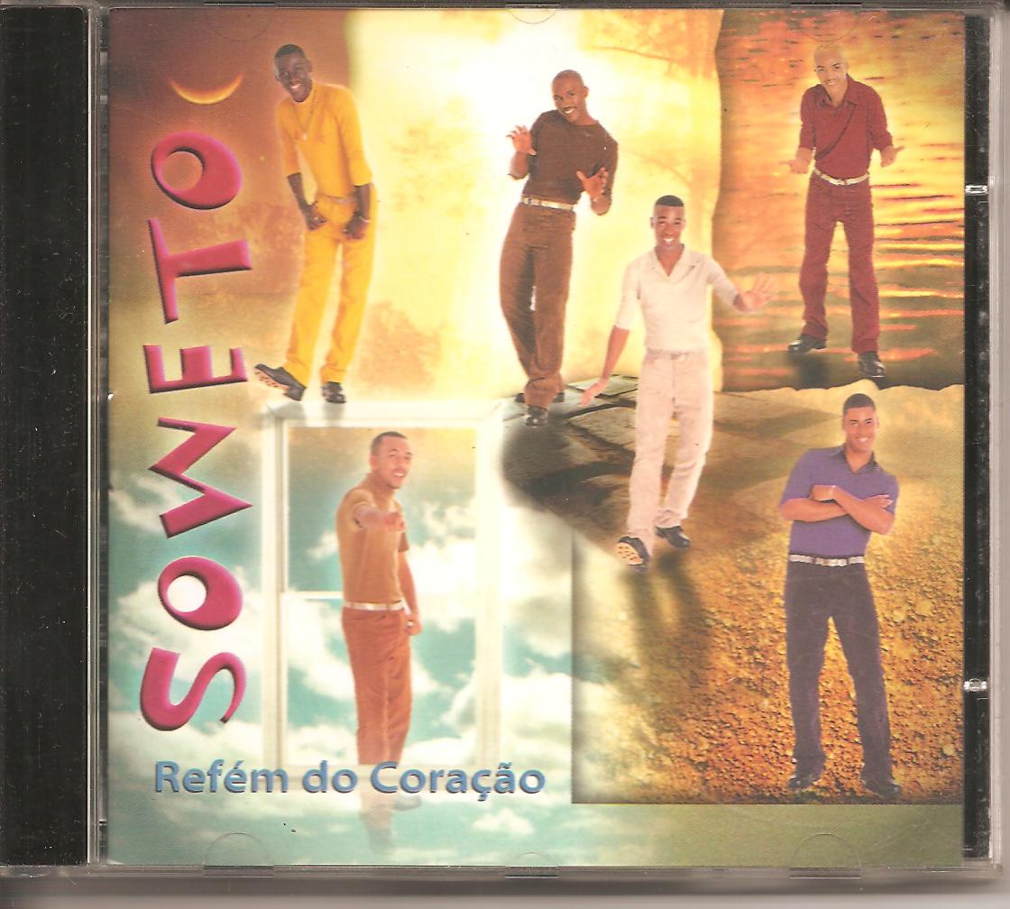 CD Soweto - Refem Do Coração (1997)