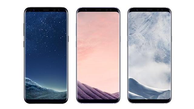 هاتف سامسونج Galaxy s8 و Galaxy s8 plus